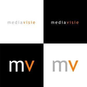 Logo Mediavisie witte achtergrond